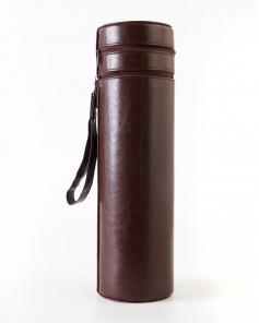 Art. 352 Caja botella marrón