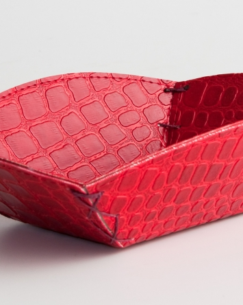 Panera Croco Roja